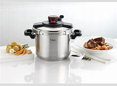 Amazon.com: T fal P45007 Clipso Stainless Steel Pressure