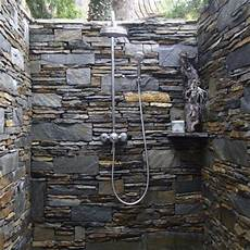 Outdoor Showers From Breakwater Design Build Inc By