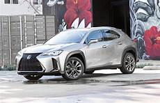2019 Lexus Ux Small Suv Emerges In Us Trim Hybrid