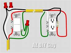 basic wiring 3 wire switched plug jpg
