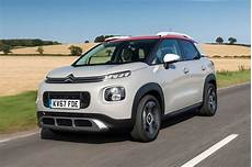 New Citroen C3 Aircross 2017 Review Auto Express