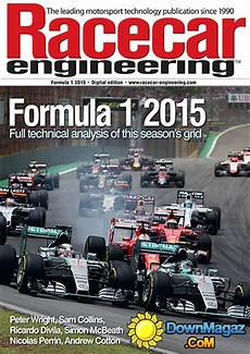 Racecar Engineering Uk Formula 1 2015 187 Pdf