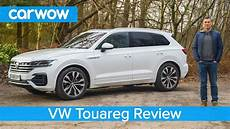 volkswagen touareg suv 2020 in depth review carwow