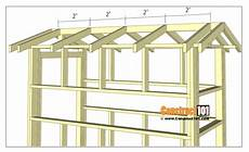 deer shooting house plans deer stand plans 4x8 free pdf download construct101
