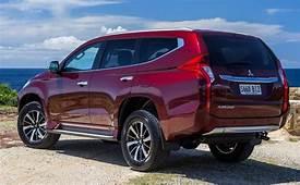 2019 Mitsubishi Montero Usa Price And Release Date