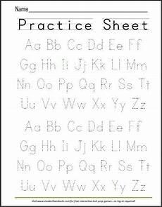 free printable handwriting abc worksheet alphabet writing practice alphabet writing abc