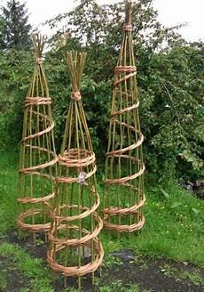 Tuteurs Plantes Grimpantes Jardin Jardi
