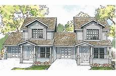 house plans for duplexes craftsman house plans cranbrook 60 009 associated designs