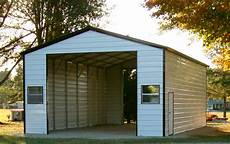 Mobile Garage Rv by 20 X 36 X 12 Vertical Rv Cover Choice Metal Buildings