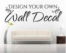 Wall Sticker Design Your Own