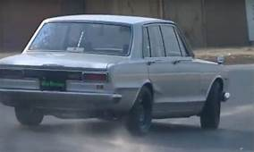 VIDEO Watch The Drift King A Hakosuka GT R