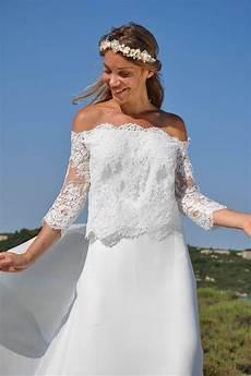 robe pour mariage civil chic boheme robe de mariage civil
