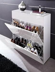 Platzsparendes Schuhregal Selber Bauen - schuhschrank selber bauen eine kreative