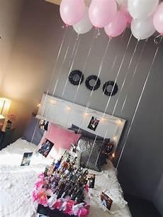Geschenk Freundin Geburtstag - easy and decorations for a friend or girlfriends 21st