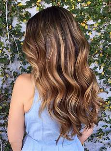 60 balayage hair color ideas with brown caramel