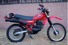 1982 honda xl500r moto zombdrive
