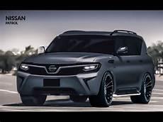 Nissan Patrol Facelift 2020 by Nissan Patrol 2018 2019 2020 Nissan Patrol Diezel