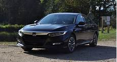 drive 2018 honda accord hybrid is a no compromise