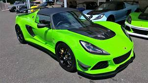 Used 2017 Lotus Exige S3 For Sale In Cheshire  Pistonheads