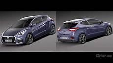 hyundai i30 turbo tuning 3d model hyundai i30 turbo 2015 cgriver