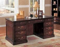 ebay home office furniture wellington cherry executive desk 66 quot home office furniture