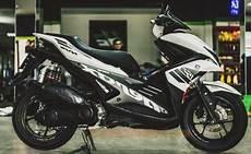 Aerox 155 Modif Touring by 51 Gambar Terbaik Modifikasi Yamaha Aerox 155 Terbaru 2018
