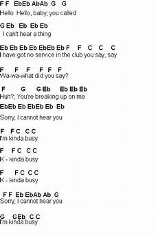 flute sheet music telephone