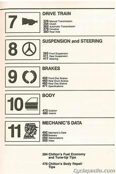 free online auto service manuals 1989 mazda rx 7 auto manual mazda 1978 1989 rx 7 glc 323 626 929 mx 6 chilton car repair manual