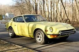 1971 DATSUN 240Z Original Beautiful Car For Sale  Datsun