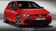 nuova volkswagen golf 8 gti e gti tcr fino a 290 cv