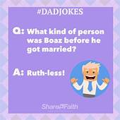 Top 15 Bible Dad Jokes That Only A Could Love