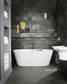 dark slate contrasting bathroom contemporary bathroom london by walls and floors