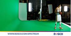 one exle of how green screen paint is safer more efficient than fabric rosco spectrum