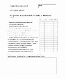 sle student self assessment 6 documents in pdf
