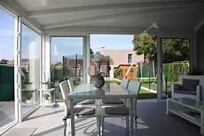 veranda interieur veranclassic moderne veranda in aluminium