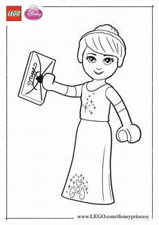 print this cinderella coloring sheet and color in your