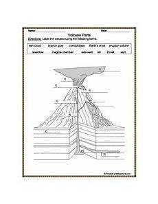 about a volcano worksheet search observational science fun volcano worksheet