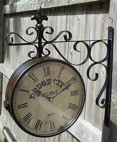 antique style station wall clock dodge city clock ebay