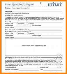 5 intuit payroll direct deposit form technician salary