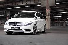 2013 Mercedes B Class By Carlsson Review Top Speed