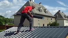 Montage Sdf Dach Und Fassadensystem Aus Aluminium