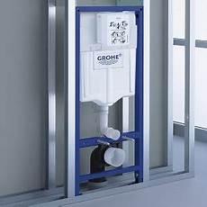 toilette suspendu grohe renforcer cloison wc suspendu