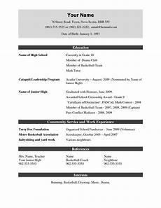 sle resume download