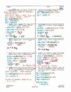 physical science specific heat worksheet 13107 specific heat by i physics teachers pay teachers