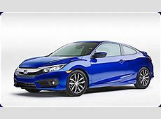 2016 Honda Civic EX Coupe Review   The unofficial Honda