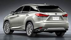 2019 vs 2020 lexus rx 350 and rx 450hl hybrid 7 seater