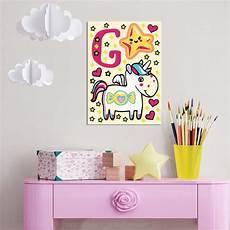 Kinder Malvorlagen Buchstaben Umwandeln Malen Nach Zahlen Kinder Alphabet Buchstaben Wandbild Zum
