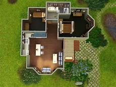 sims 2 house plans sims 2 home floor plans