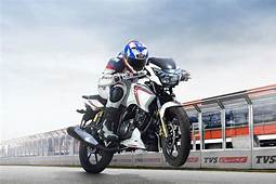 TVS Apache RTR 180 Race Edition Priced At INR 83233