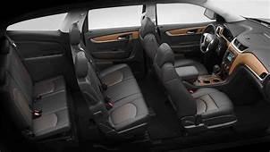 Chevy Traverse Interior  Chevrolet Mid